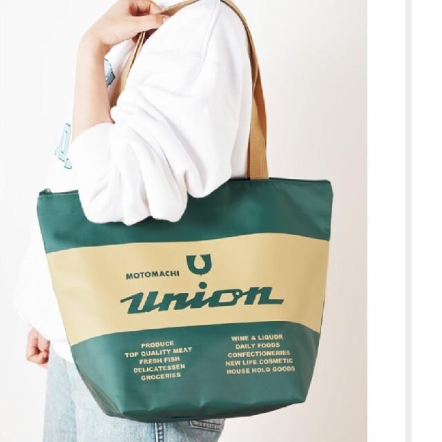 素敵なあの人付録もとまちユニオンたっぷり保冷バック レディースのバッグ(エコバッグ)の商品写真
