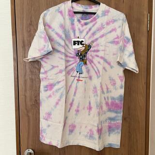 エフティーシー(FTC)のFTC Tシャツ タイダイ Butter Goods (Tシャツ/カットソー(半袖/袖なし))