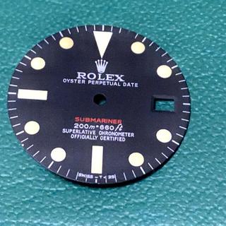 ROLEX - 赤サブ メーターファースト 文字盤 ロレックス サブマリーナ