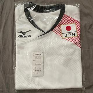 MIZUNO - バレーボール 日本代表Tシャツ