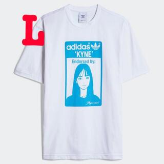 adidas - グラフィック KYNE Tシャツ