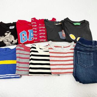 80cm 男の子 夏服 10点 まとめ売り Tシャツ デニム ブリーズ