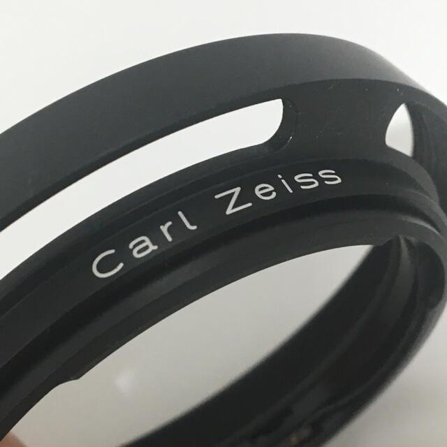 LEICA(ライカ)のCARL ZEISS ツァイス ZM ビオゴン BIOGON 広角フード  スマホ/家電/カメラのカメラ(レンズ(単焦点))の商品写真