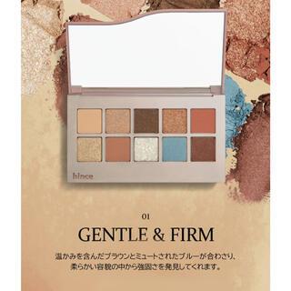 3ce - 【新品未使用品】ヒンス ニューデプス アイシャドウパレット