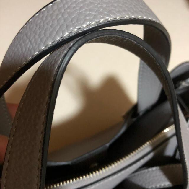 ZARA(ザラ)の【美品】ZARA 2WAY ハンドバッグ レディースのバッグ(トートバッグ)の商品写真
