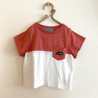 男の子 半袖Tシャツ 90