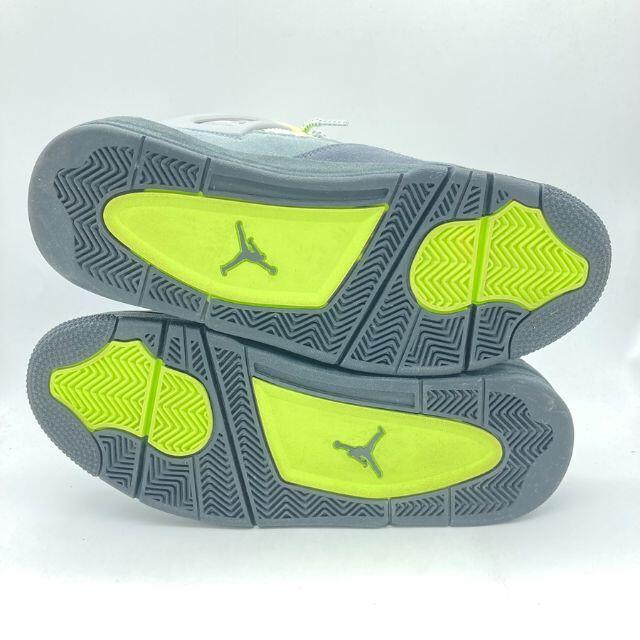 NIKE(ナイキ)のNIKE 20ss AIR JORDAN 4 RETRO SE 95 NEON  メンズの靴/シューズ(スニーカー)の商品写真