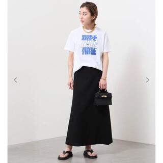 DEUXIEME CLASSE - NIKE/ナイキ LOGO Tシャツ ドゥーズィエムクラス