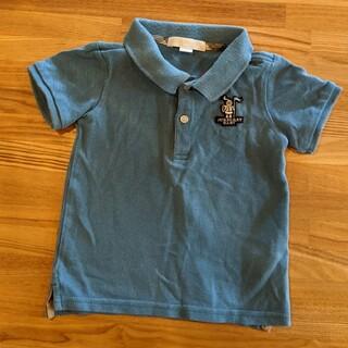 バーバリー(BURBERRY)のBURBERRY 92yポロシャツ(Tシャツ/カットソー)