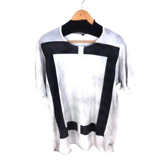 カズユキクマガイアタッチメント(KAZUYUKI KUMAGAI ATTACHMENT)のKAZUYUKI KUMAGAI ATTACHMENT(カズユキクマガイアタッチ(Tシャツ/カットソー(半袖/袖なし))