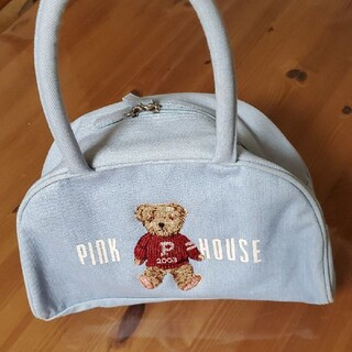 PINK HOUSE - ピンクハウス デニムバッグ