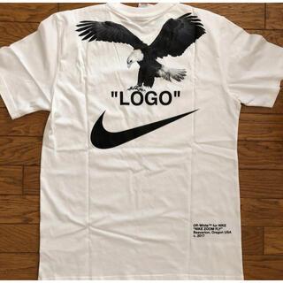 ナイキ(NIKE)のナイキ Tシャツ グレー オフホワイト ザテンTHE TEN OFF WHITE(Tシャツ/カットソー(半袖/袖なし))