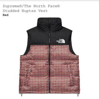 シュプリーム(Supreme)のSupreme The North Face Nuptse Vest(ダウンベスト)