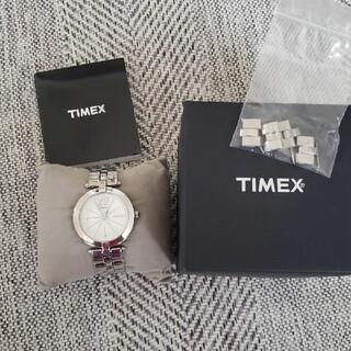 タイメックス(TIMEX)のTIMEX CLASSIC SILVER 時計 タイメックス(腕時計)