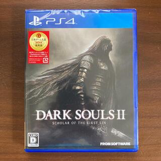 PlayStation4 - DARK SOULS II SCHOLAR OF THE FIRST SIN