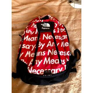 シュプリーム(Supreme)のSupreme×The North Face backpack 2015aw (バッグパック/リュック)