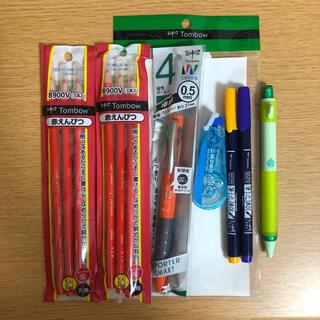トンボ鉛筆 - トンボ鉛筆 筆記用具 7点セット