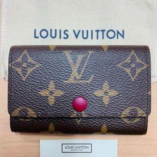 LOUIS VUITTON - 新品★LVルイヴィトン キーケース モノグラム国内正規品 M60701