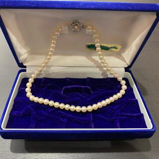 1回 定価30万 高級 あこや真珠 パール ネックレス 7㎜ 冠婚葬祭