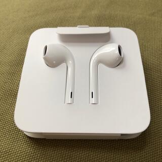 Apple - iPhone 純正イヤホン