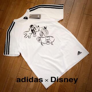 adidas - 【新品タグ付き】adidas×Disney ★ ミッキー スケボー Tシャツ O
