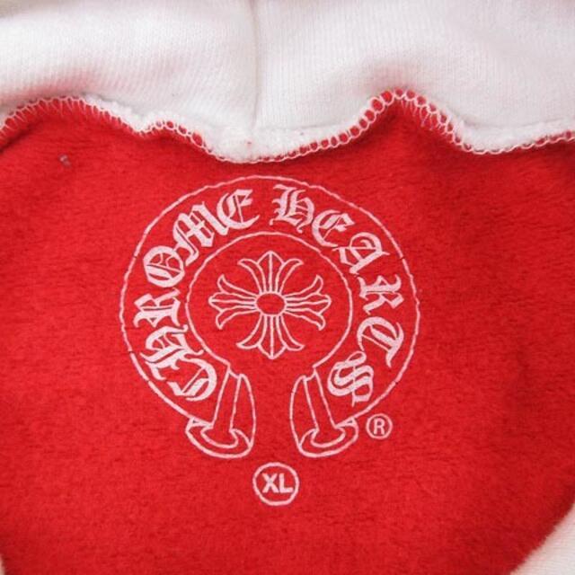 Chrome Hearts(クロムハーツ)のクロムハーツ × マッティボーイ 20SS パーカー トリコロール XL メンズのトップス(パーカー)の商品写真