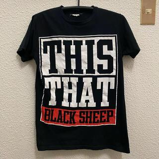 フィアオブゴッド(FEAR OF GOD)の激レア Black Sheep vintage rap tee(Tシャツ/カットソー(半袖/袖なし))