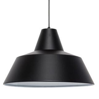 ヴェデル・マッドソン ワークショップランプ ライト ランプ 照明 黒 XL(天井照明)