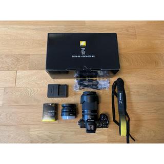 Nikon - 【美品】Nikon Z50 ダブルズームレンズキット