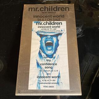 Mr.children イノセントワールド 販促物