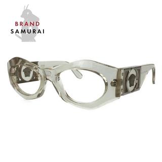 ジャンニヴェルサーチ(Gianni Versace)のジャンニ・ヴェルサーチ メデューサ メガネ サングラス フレーム 104582(サングラス/メガネ)