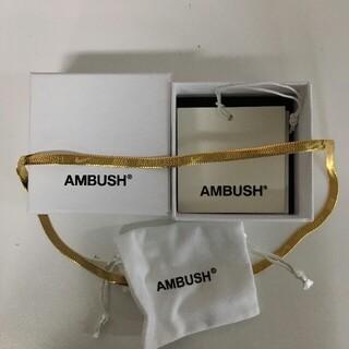 AMBUSH - AMBUSH LONG NECKLACE
