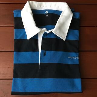 mont bell - mont-bell  モンベル 長袖ポロシャツ ロンT  ラガーシャツ