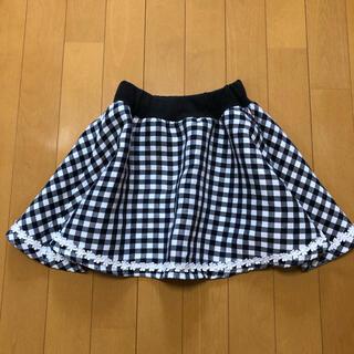 サニーランドスケープ(SunnyLandscape)のサニーランドスケープ スカート 130(スカート)