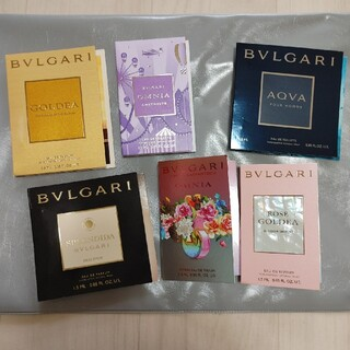 BVLGARI - ブルガリ お試し香水セット