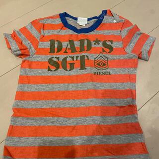 DIESEL - 値下げ❗️ディーゼル Tシャツ 95㎝ 美品