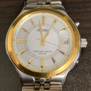 SEIKO - SEIKO セイコー 電波ソーラー 腕時計