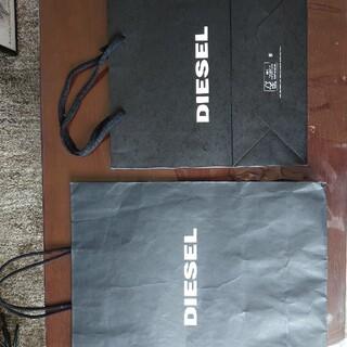 ディーゼル(DIESEL)のゆ様専用ページDIESEL ディーゼル ショップ紙袋(ショップ袋)