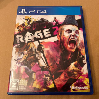 PlayStation4 - PS4ソフト RAGE2