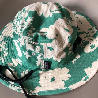 パタゴニア(patagonia)のパタゴニア ガールズトリムブリムハット 帽子 ハット Lサイズ(帽子)