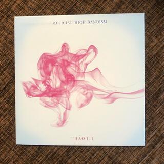 バックナンバー(BACK NUMBER)のback number CD 「I LOVE」(ポップス/ロック(邦楽))