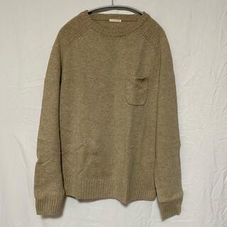 ジーユー(GU)のGU ラムブレンドクルーネックセーター セット(ニット/セーター)