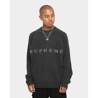 Supreme - 20AW Supreme Stone Washed Sweater ニット