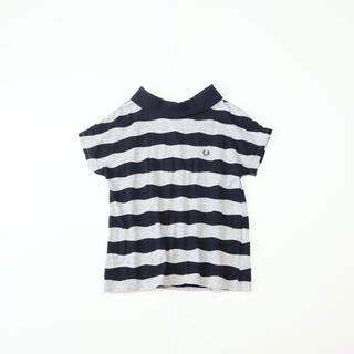 FRED PERRY - FRED PERRY ボーダーカットソー