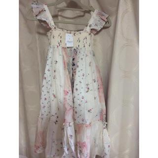 Bonpoint - 新品 ボンポワン  ドレス ロングドレス ワンピース