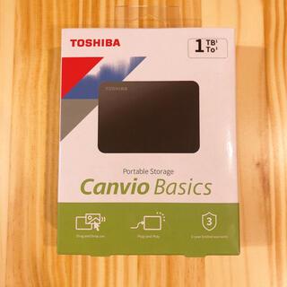 東芝 - 新品 TOSHIBA ポータブルハードディスク HDD 1TB 海外パッケージ