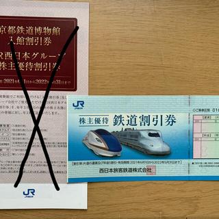 JR西日本株主優待券(その他)