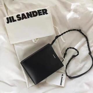 Jil Sander - JIL SANDER ジルサンダー タングル