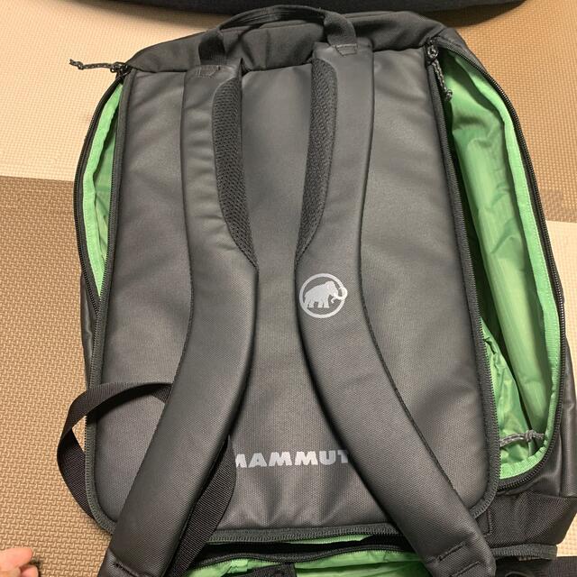Mammut(マムート)のMAMMUT ビジネスリュック メンズのバッグ(バッグパック/リュック)の商品写真
