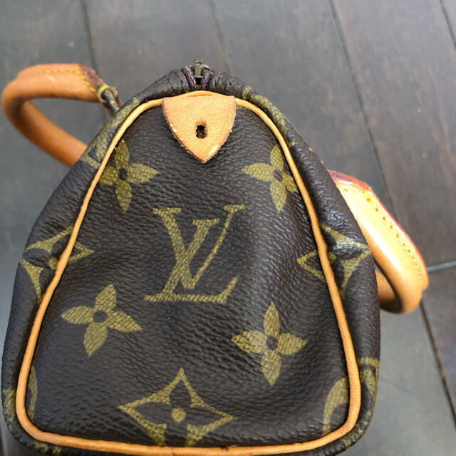 LOUIS VUITTON(ルイヴィトン)のルイヴィトン ナノスピーディー ミニ ビンテージ レディースのバッグ(ハンドバッグ)の商品写真